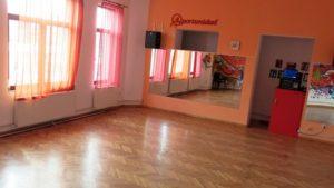 Studio de dans in centrul Bucurestiului