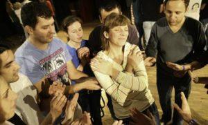 Dansuri zona Universitate