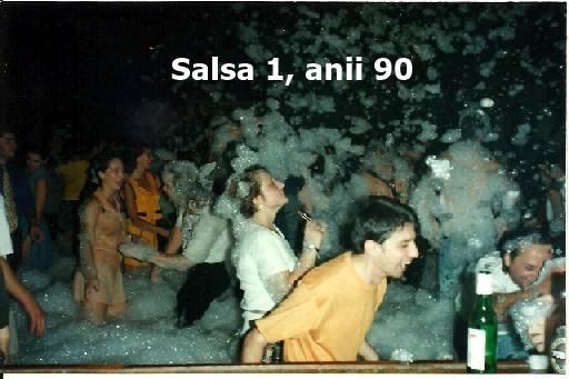 Salsa Bucuresti scoala